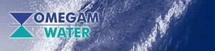 Omegam Water logo